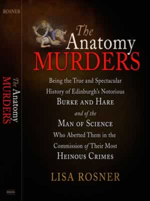 The Anatomy Murders by Lisa Rosner